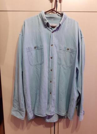 Рубашка джинсовая marcel claire
