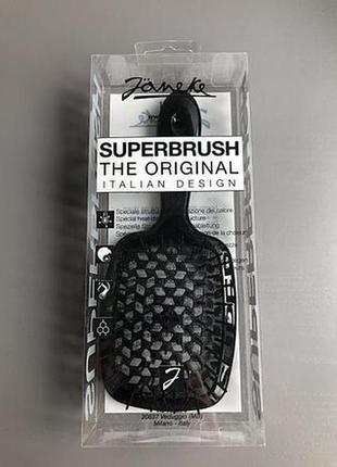 Расчёска superbrush janeke 1830