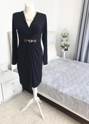 Элегантное платье michael kors 💯 % оригинал