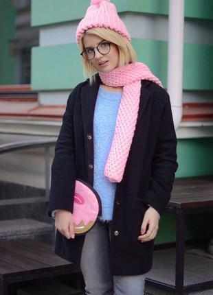 Очень теплый и пушистый свитер