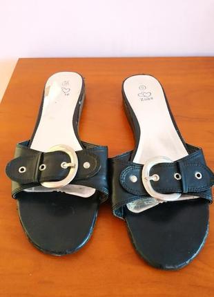 Взуття великого розміру  (шльопанці)