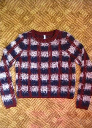 Стильный свитер, кофта - травка - byhenry holland - 38eur - наш 42-44рр.