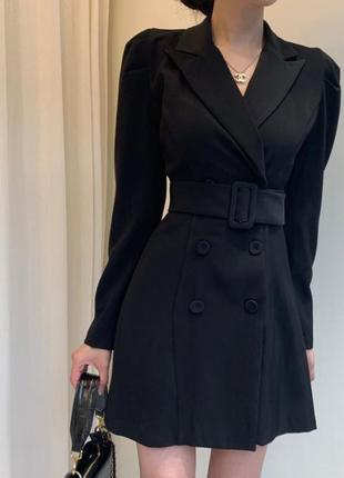 Платье-пиджак {разные цвета}