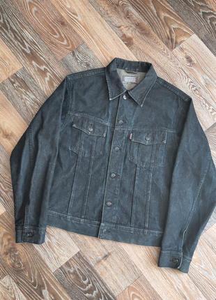 Джинсовка джинсовая куртка teddy's