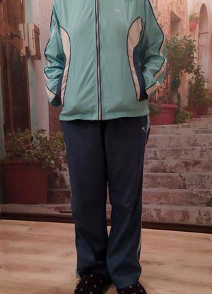 Классный спортивный костюм puma