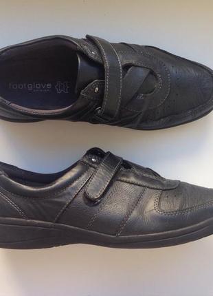 Footglove жіночі туфлі, кросівки/ женские кожа туфли, кроссовки.р39