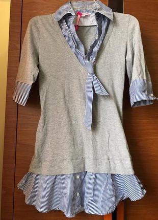 Платье туника tally weijl
