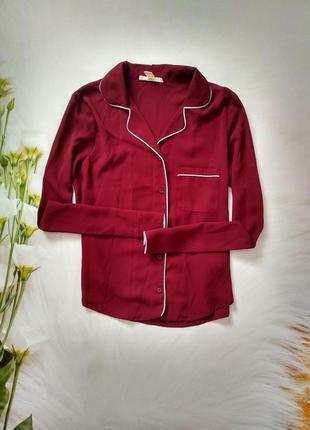 Рубашка сорочка у білизняному стилі