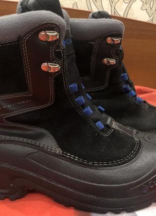 Зимние термо-ботинки columbia