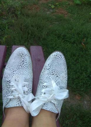 Туфли на низком ходу tamaris