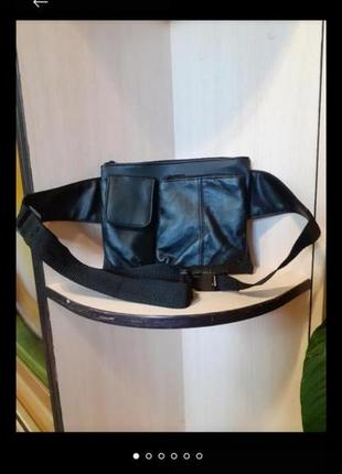 Отличная сумка-месенджер.унисекс.