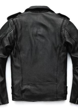Куртка шкіряна, чоловіча косуха