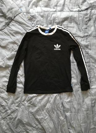 Adidas originals long sleeve лонг адидас
