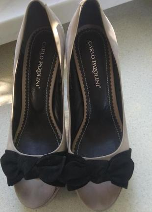 Карло пазолини  туфли
