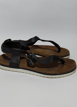 Esprit оригинал кожаные босоножки сандалии размер 39