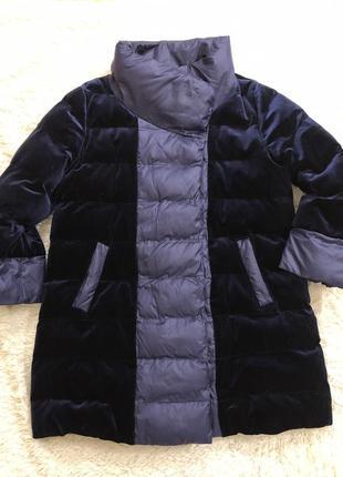 Велюровая куртка max mara