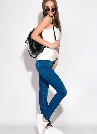 Женские классные джинсы skinny2 фото