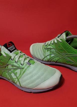 Reebok crossfit 39р. 25см кроссовки для тренировок и занятий кроссфитом