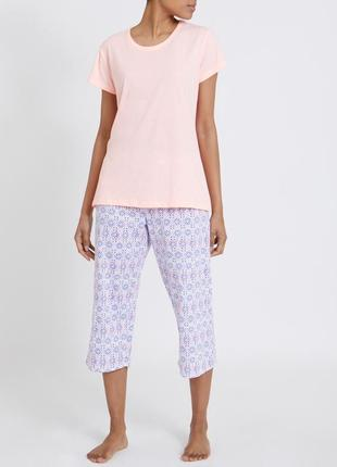 Шикарная пижамка от dunnes из aнглии размер 8-10