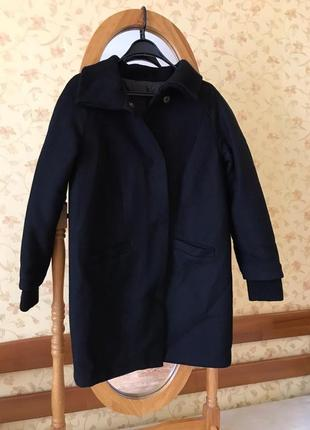 Пальто, плащ , реглан , зимнее пальто .