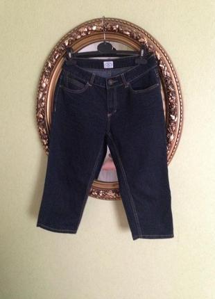 Шикарные длинные шорты-бриджи tom tailor