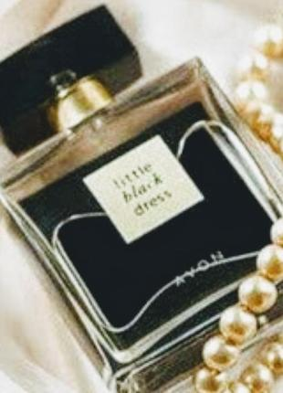 Avоn little black dress. 50 мл польща, новий дизайн