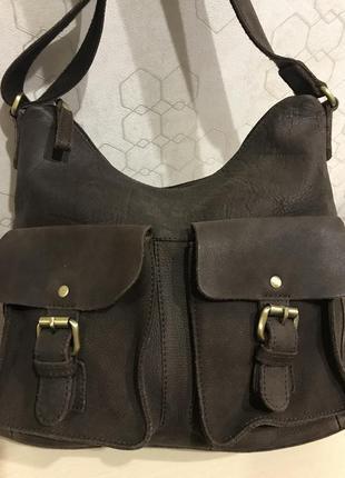 Шкіряна сумка rowallan