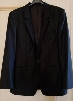 Стильный шерстяной пиджак от zara продам за вашу цену!