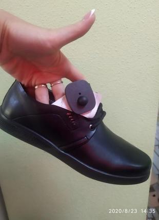 Мужские туфли новинки осени