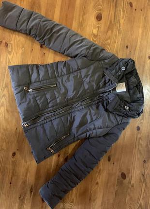 Шикарная куртка евро курточка еврозима франция деми