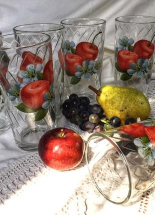 Набір склянок классик