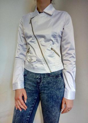 Фирменная куртка косуха yes miss