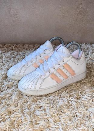 Кроссовки adidas кожаные оригинал