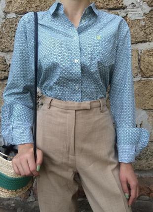 Шикарная рубашка marc o polo