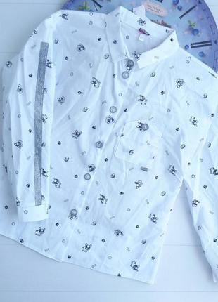 Стильная блуза 122р