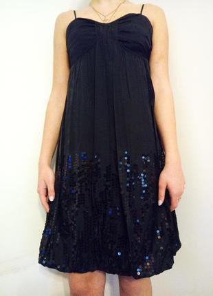 Стильное нарядное платье blend she