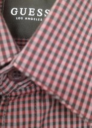 Продам мужскую рубашку guess