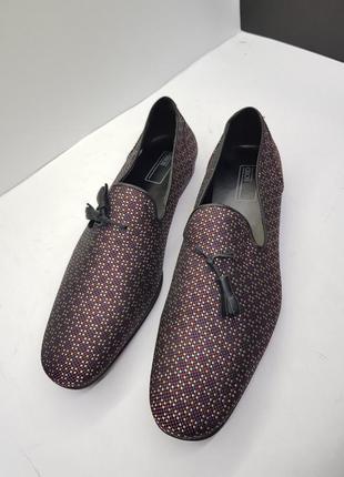 Мужские дизайнерские туфли лоферы asos3 фото