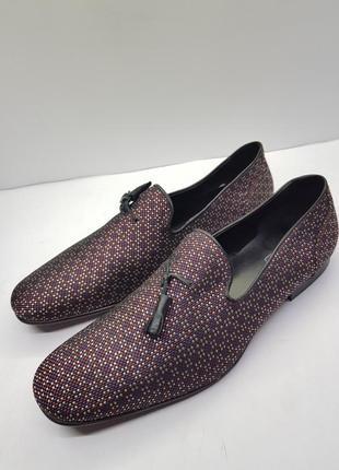 Мужские дизайнерские туфли лоферы asos2 фото