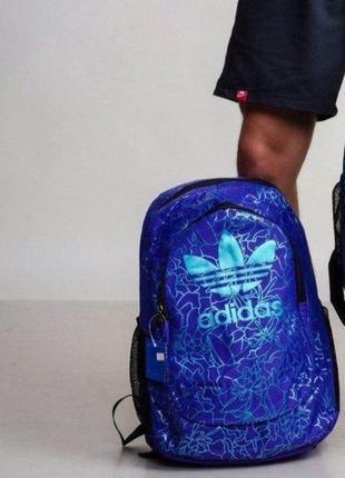 Рюкзак adidas фиолетовый