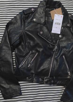 Трендова куртка косуха 2020