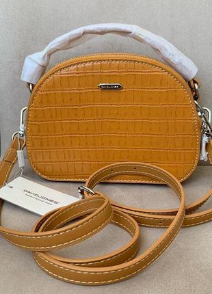 Оригинальная женская сумка david jones cross-body