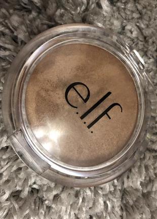 Бронзер для лица e.l.f. sunkissed glow bronzer