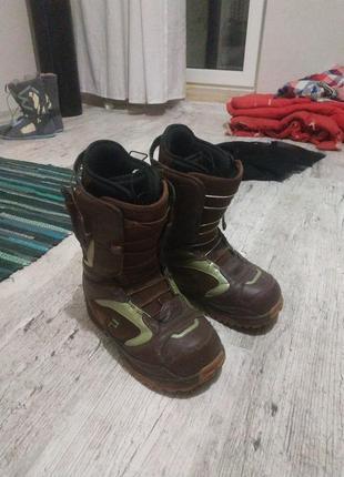Сноубордичні черевики forum