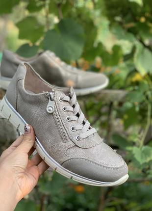 Невесомые женские кроссовки rieker antistress 39р
