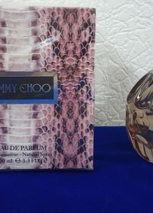 Jimmy choo eau de parfum  парфумована вода   100ml