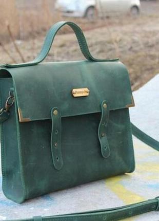 0bbcfe7f2dc8 Кожаная сумка ручной работы, цена - 800 грн, #5200806, купить по ...