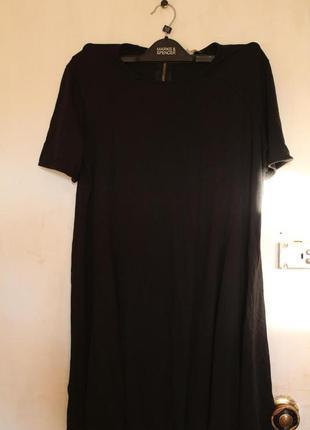 Платье zara прямой силуэт