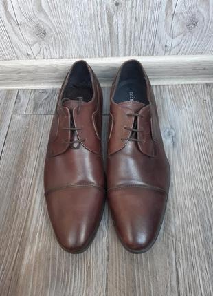 Туфлі з натуральної шкіри від minelli 41р