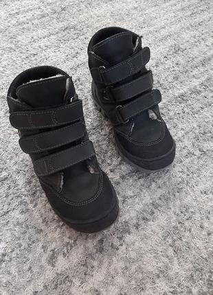Ботиночки осень-зима 31 размер